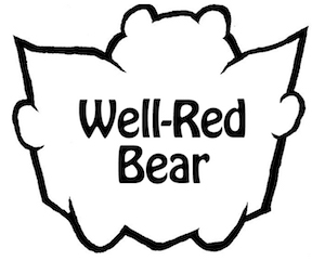 Well-Red Bear